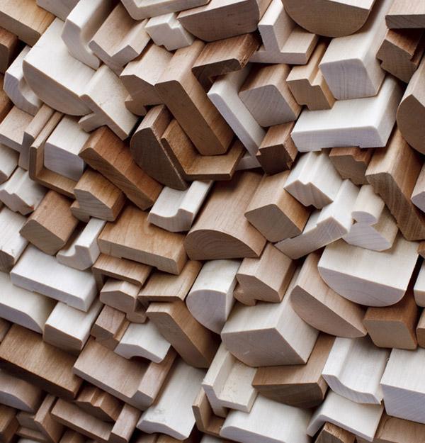 Profilleisten - Holz am Bau - Haus & Garten - Sonderanfertigung